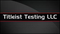 Titleist Testing